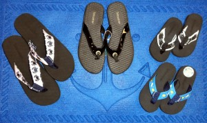 Tidewater flip flops So comfortable you'll want more than one pair!