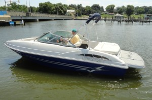 20' StarCraft Bowrider 2013 Click on photo for full specs.