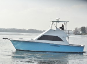 38' Ocean Yachts Super Sport 1990 Click on photo for more details