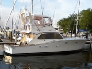 Post 42 Sport Fisherman 1979 Click on photos for details