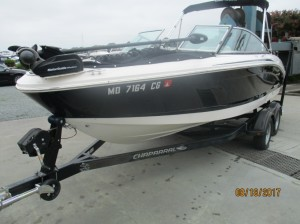 Chaparral 21 H2O Ski & Fish 2015 Click on photo for details