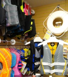 Life Jackets ~ Adults, Children, and pets.